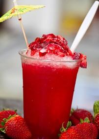 Raspados - a sweet icee treat in your favorite flavor.